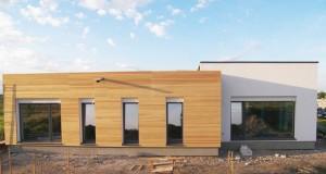 Pasyvus namas iš akytbetonio blokų