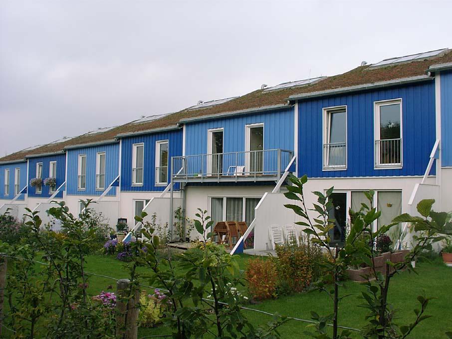 Lummerlund projekto pasyvūs sublokuoti namai