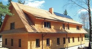 Pilnų namų bendruomenės pasyvus namas