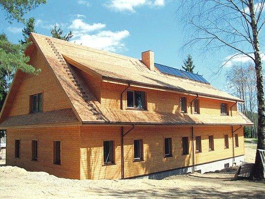 Pilnų namų bendruomenės namas