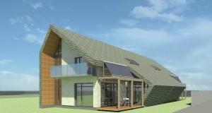 Projektuojami perteklinės energijos pastatai