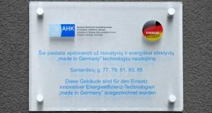 Pristatė vokišką praktiką Lietuvoje