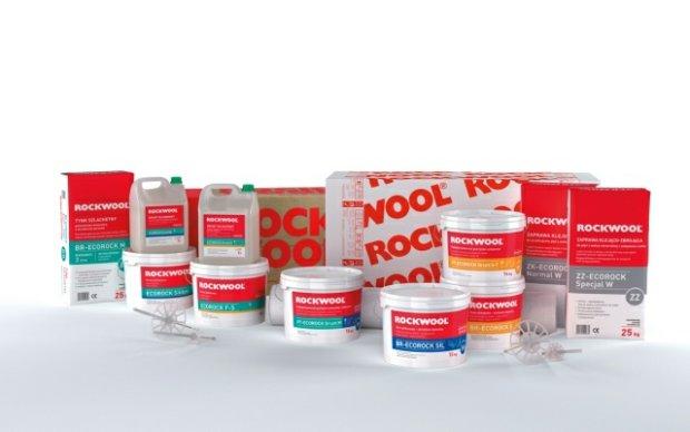 Rockwool Ecorock FF komponentai