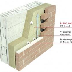 Kaip išvengti klaidų šiltinant sienas