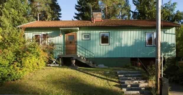 Namas prieš renovaciją