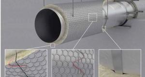 Ortakių šiltinimas arba priešgaisrinis izoliavimo sprendimas ŠVOK sistemoms